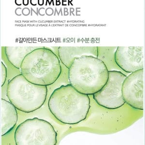 The Face Shop - Real Nature Cucumber