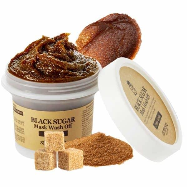 The Face Shop - Black Sugar Mask Wash Off