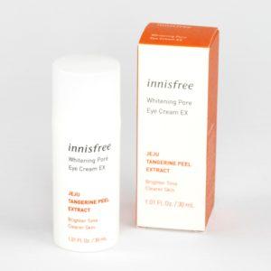 Innisfree - Whitening Pore Eye Cream EX